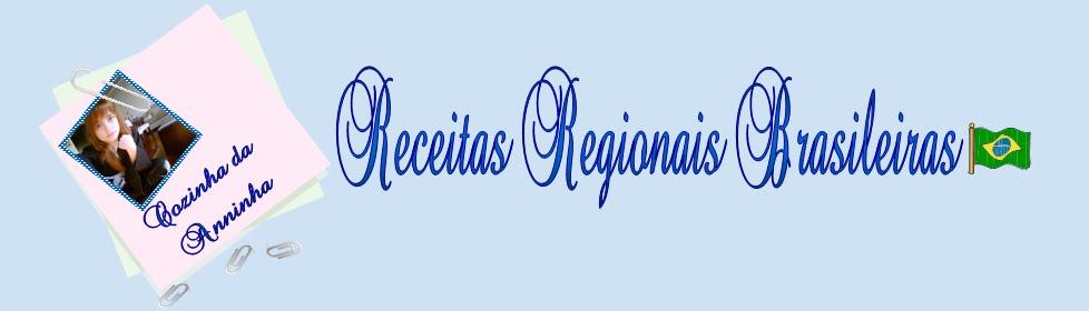 Receitas Regionais Brasileiras