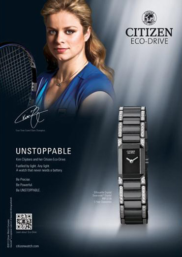 eco-drive watch