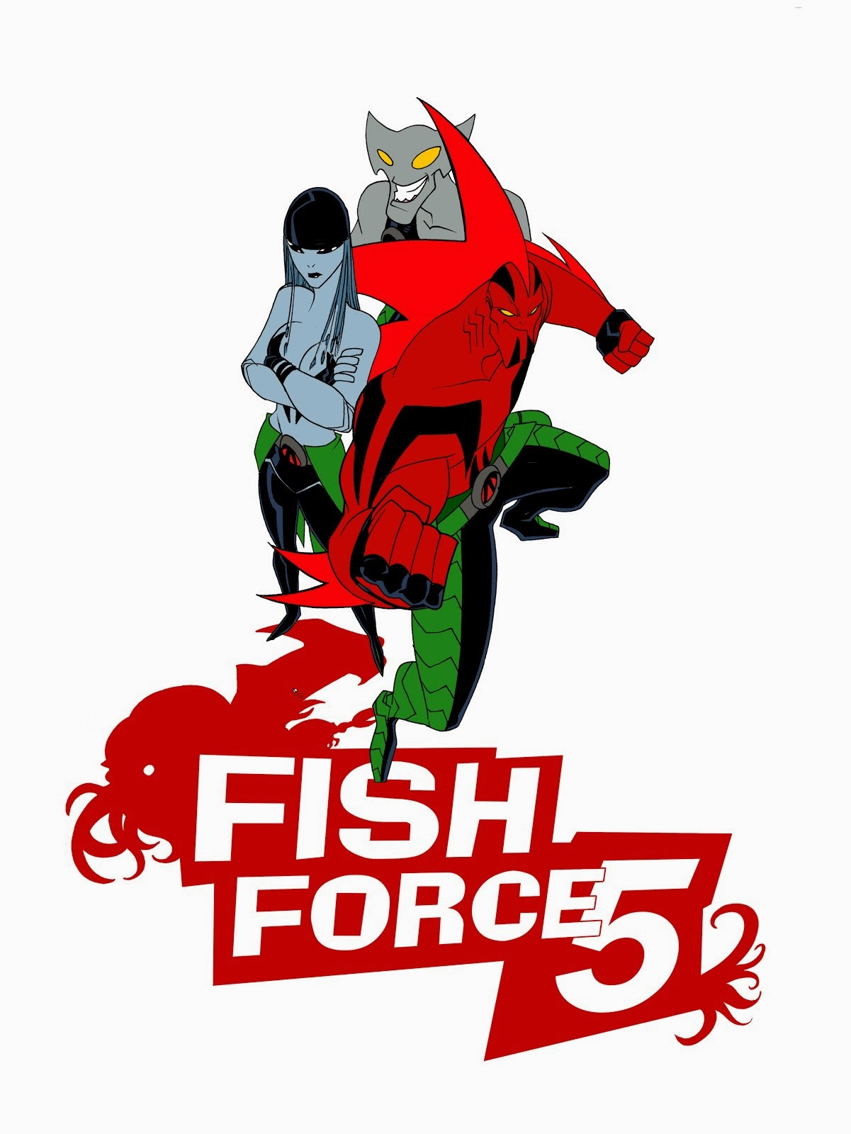 Fish Force Five