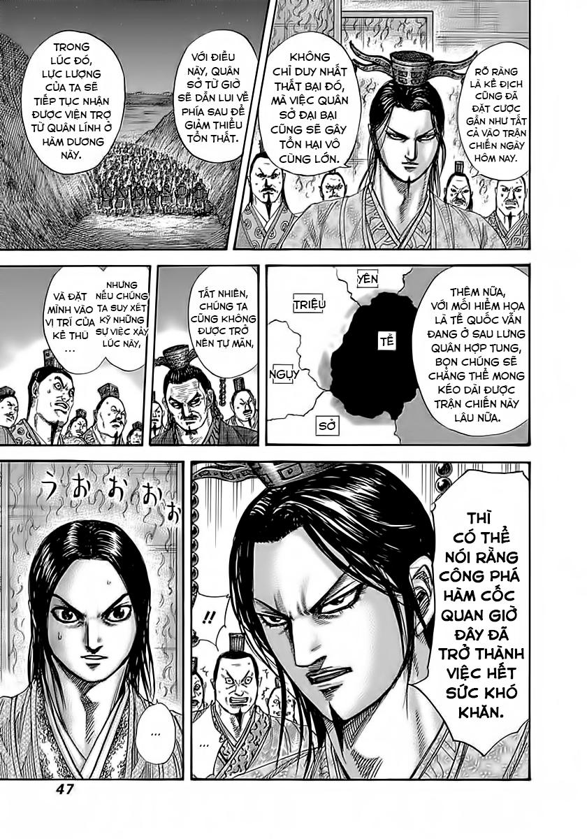 Kingdom – Vương Giả Thiên Hạ (Tổng Hợp) chap 319 page 4 - IZTruyenTranh.com