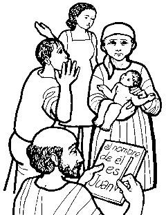 El Evangelio De Hoy Nacimiento De Juan Bautista
