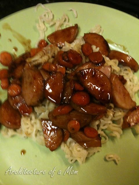Asian Sausage