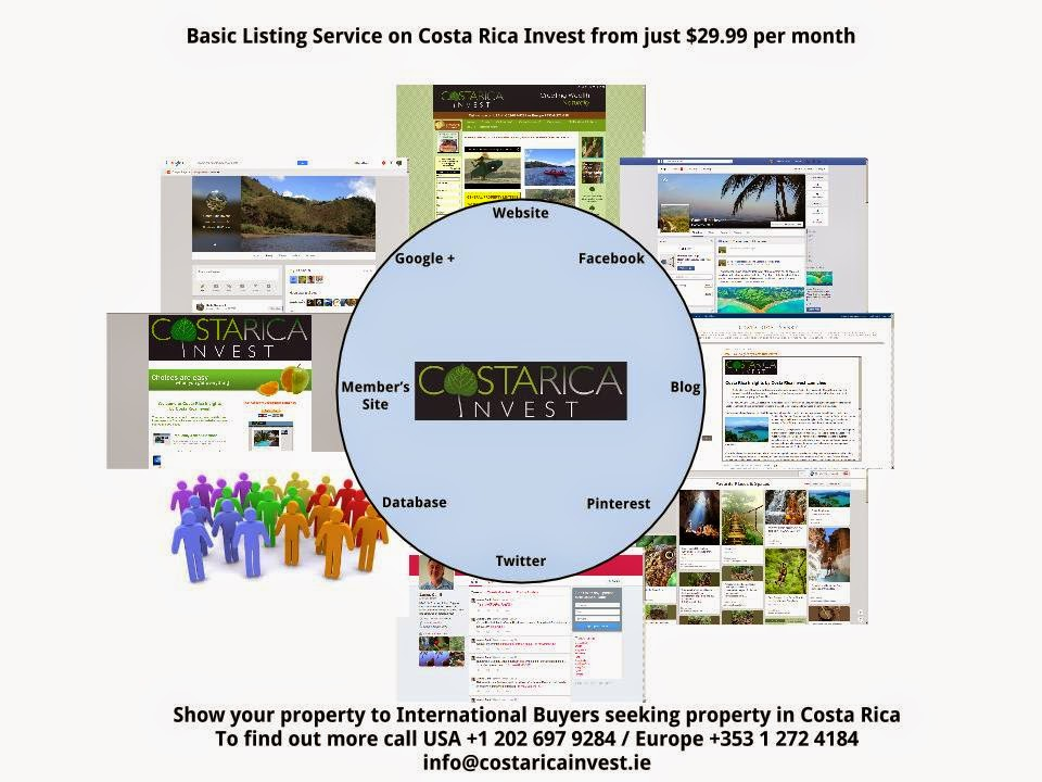 List your property with Costa Rica Invest