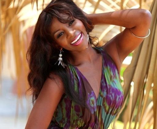 Genevieve Nnaji ELLE magazine shoot