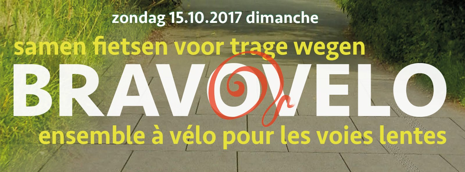 BravoVelo voor Trage Wegen