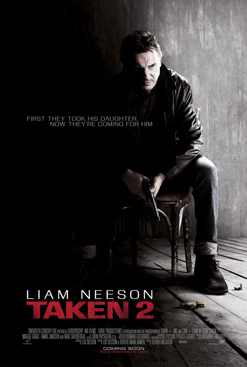 Watch Taken 2 Movie Online Free 2012