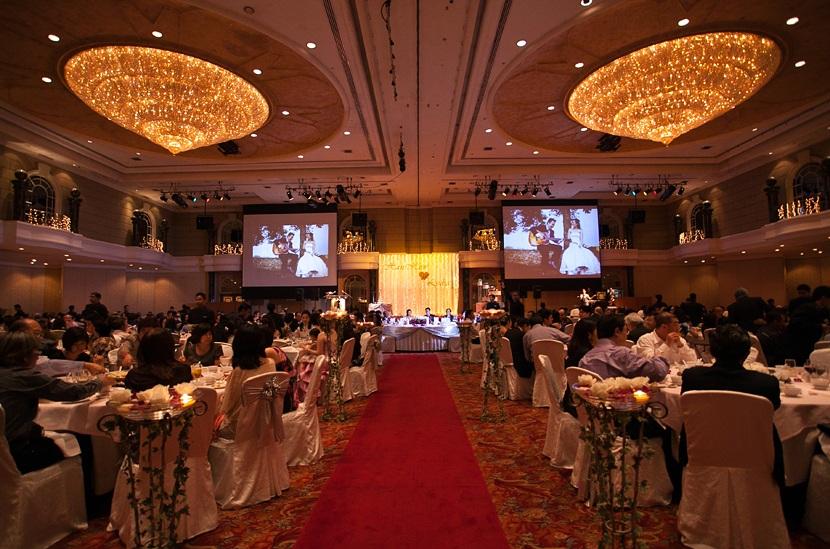 Wedding Reception At Renaissance Hotel Kl