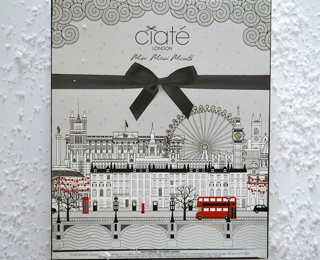 ciate mini mani advent calendar   time2gossip