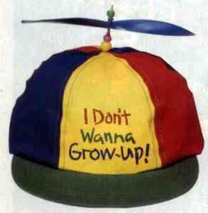 قبعات طريفة