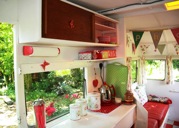 Amazing Want A Retro Caravan For Christmas  Andie39s World