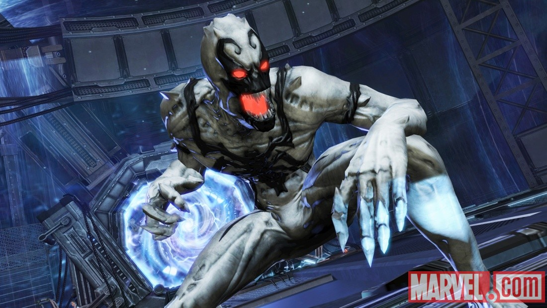 The Venom Site: anti-venom in edge of time