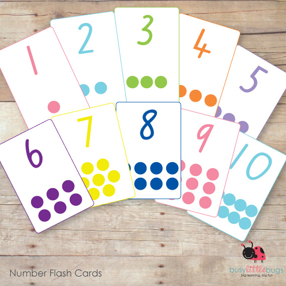 Luscious image inside number flash cards printable 1 20