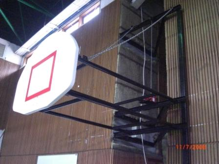 Papan Ring Basket