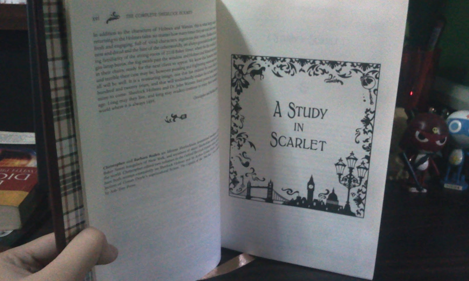 a study in scarlet book review A study in scarlet (1887) by sir arthur conan doyle book ebook audible dvd amazonca more on sir arthur conan doyle more on sherlock holmes more on 'a study in scarlet.