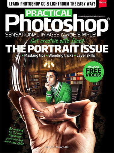 Practical Photoshop Issue February 2015