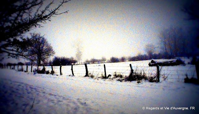 Hiver, neige