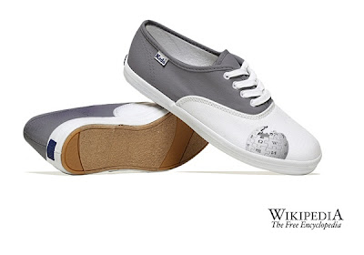 Wiki Shoes - Social Media Shoes