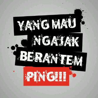 Gambar DP BBM Ping