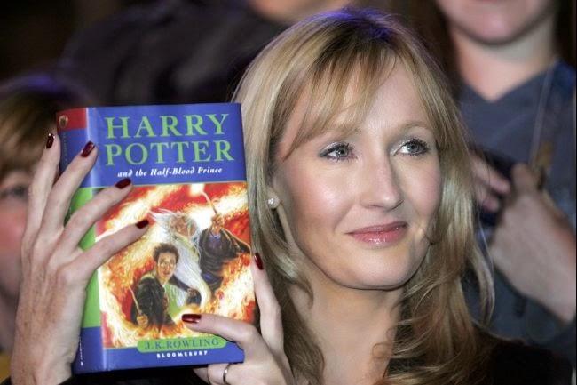Porque la madre de Harry Potter es un ejemplo de emprendedora