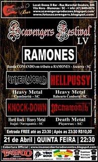 21.04.11 - Scavengers Festival LV