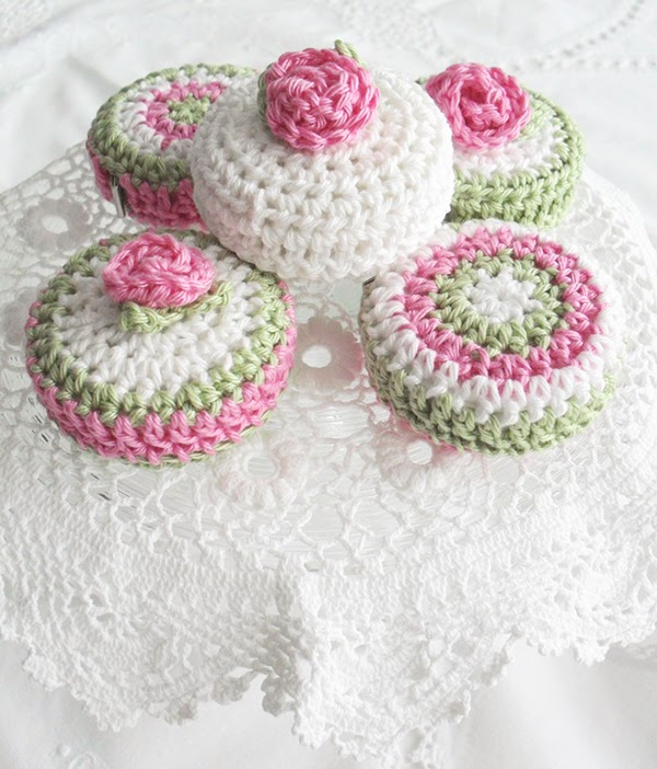Crochet Patterns Jar Lids : Crochet lids