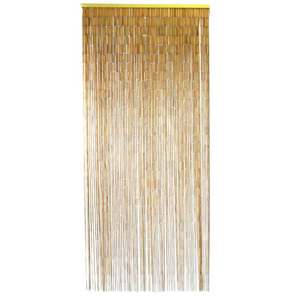 Bamboo Closet Door Curtains Cafe Curtains for Doors