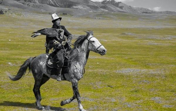«Кочевники-победители»: Кыргызстан, Казахстан, Туркменистан