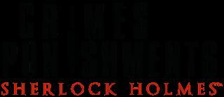 crimes and punishments logo Crimes & Punishments (360/PC/PS3)   Logo, Teaser Trailer, Details, & Press Release