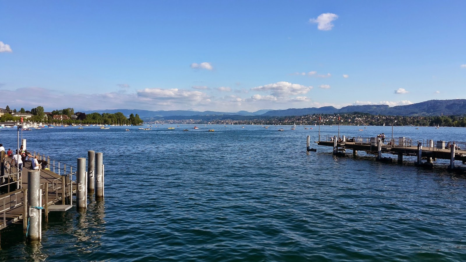 zurich lake cruise timings