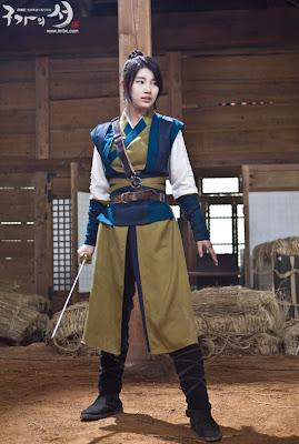 Suzy Dam Yeo Wool Gu Family Book miss A Beautiful Warrior