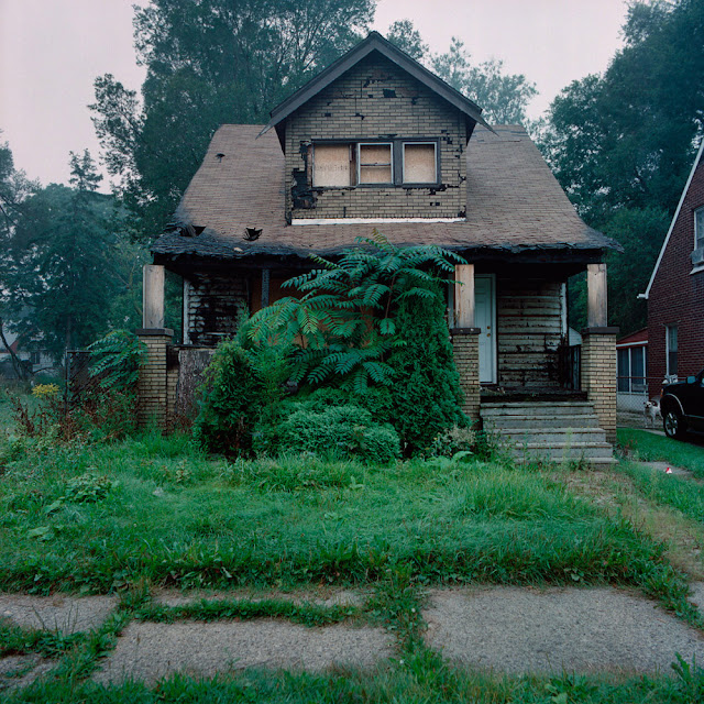 Deserted places detroit 39 s abandoned houses for 3 4 houses in michigan