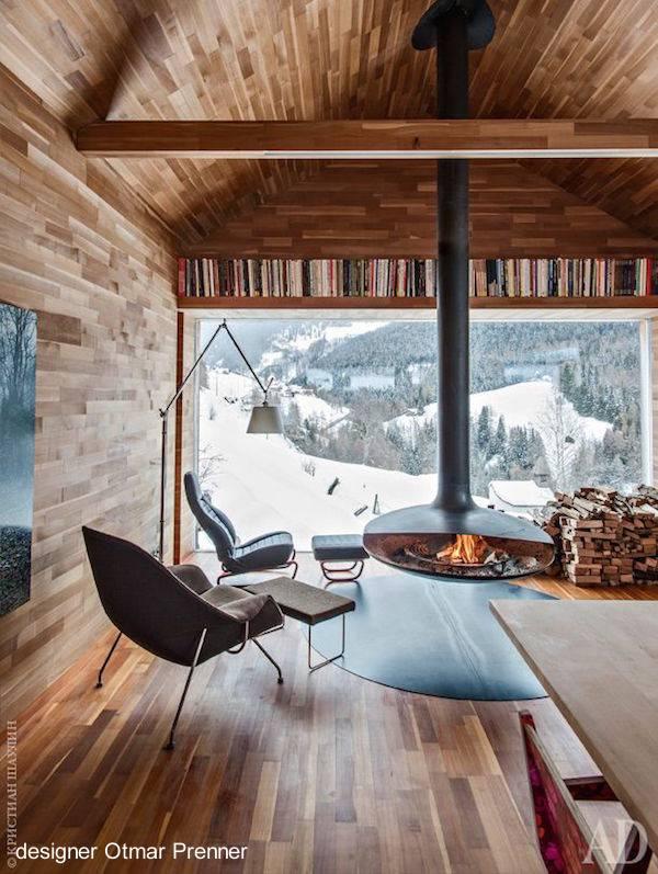 Arquitectura de casas modernos chalets de dise o for Chalet diseno