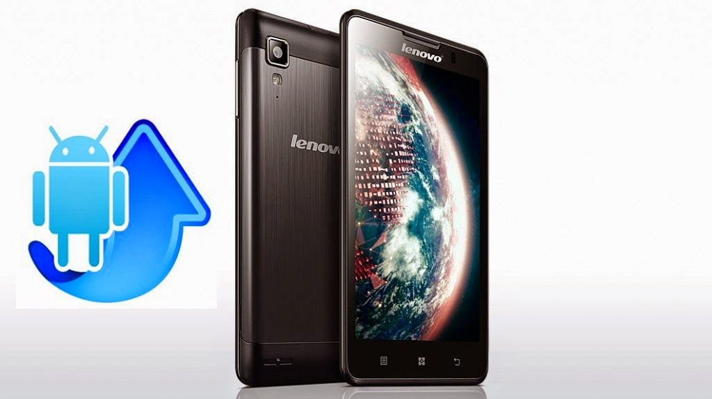 How To Downgrade Lenovo P780 To Jelly Bean From KitKat