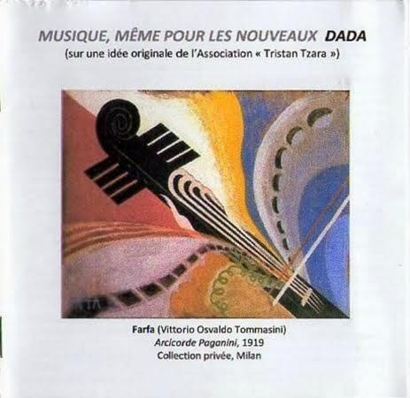 2013 - Musique, même pour les nouveaux Dada