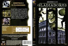 CARATULA - Demetrius y los gladiadores 1954