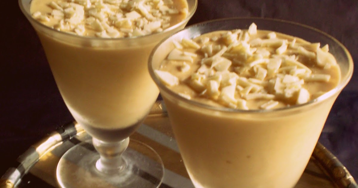 Dulce De Leche Mousse Recipe — Dishmaps