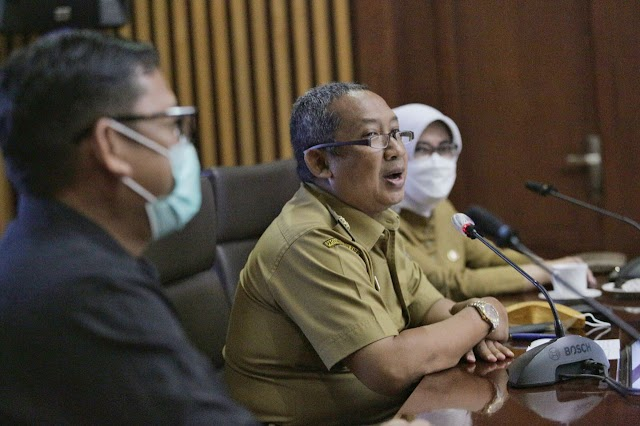 Yana Mulyana: Kota Bandung Masih di Zona Oranye