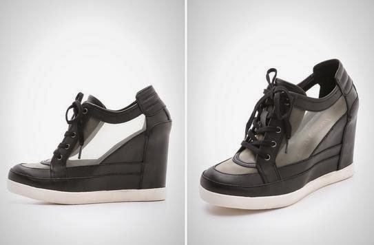 Carlton Wedge Sneakers