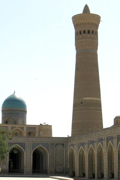 Minare-i Kelan - Özbekistan