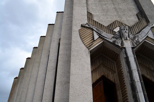 Church of Christ the King by Barry Byrne, part of Open House Cork