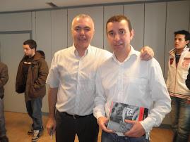 Con el maestro Miguel Gómez