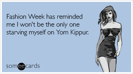 Yom Kippur, cartoon, comic, ecard