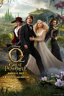 Oz the Great and Powerful iPhone wallpapers 002
