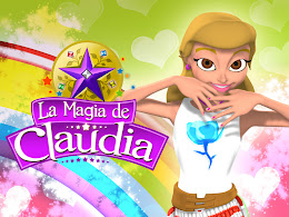 LA MAGIA DE CLAUDIA SBADOS A LAS 11 HRS. POR CANAL 10