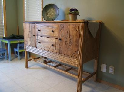 Acabados matiz restauracion de muebles antiguos - Restauracion de muebles viejos ...