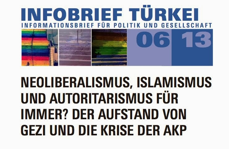 Infobrief Türkei 06/2013