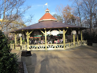 Christmas Town - Busch Gardens Williamsburg
