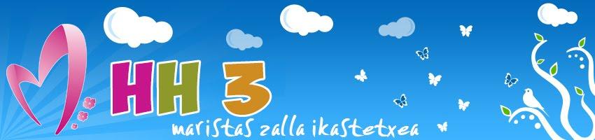 MARISTAS ZALLA IKASTETXEA - HH 3 17-18