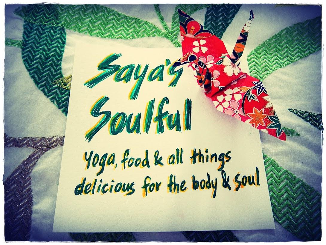 Saya's Soulful