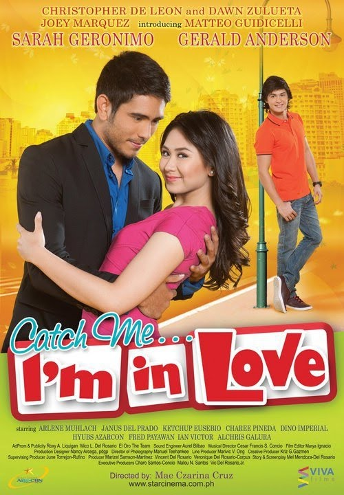 39 catch me i 39 m in love 39 movie gross as of 2nd week million mykiru isyusero - Mojo box office philippines ...